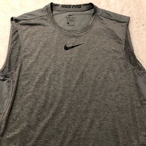 Men's Nike dri fit tank
